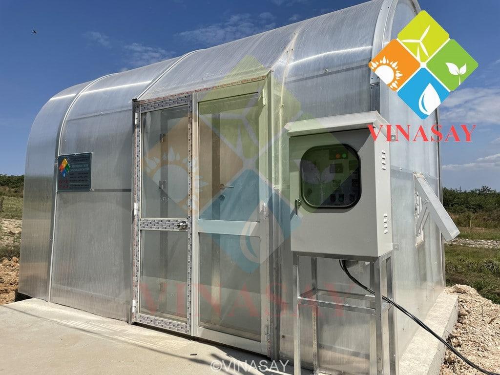 solar dryer for fruits and vegetables